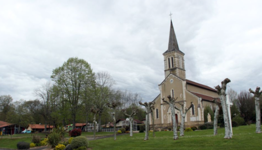 Photo de l'église de Lamothe